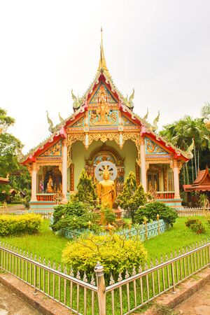 dhamma: gorgeous temple