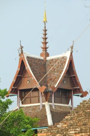 monk s house Stock Photo