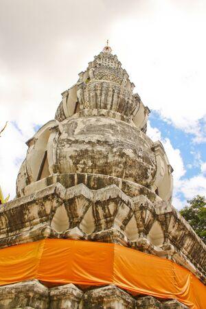 dhamma: old pagoda