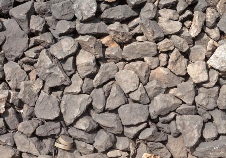 flagstone: gray stone background Stock Photo