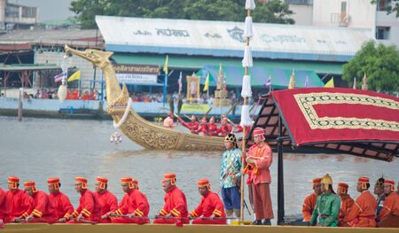 The Royal Barge Procession