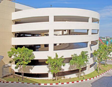 carpark: carpark building