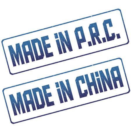 Blue Seal made in China on a white background. It also includes a made in PRC.