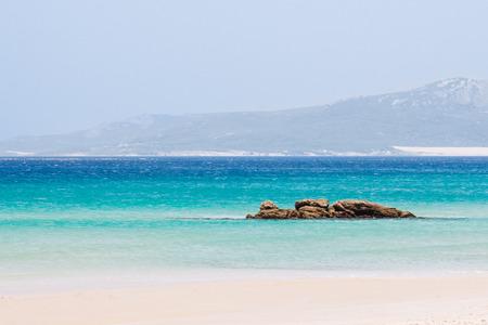 tarifa: tarifa beach, cadiz, spain