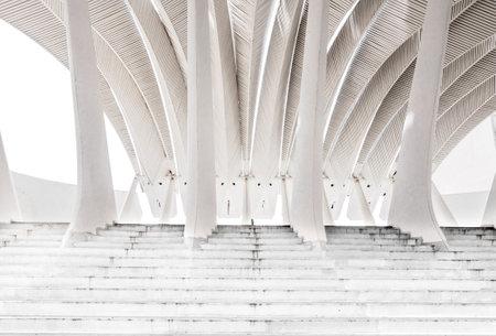 The Universal Exposition of Seville 1992. Kuwait Pavilion