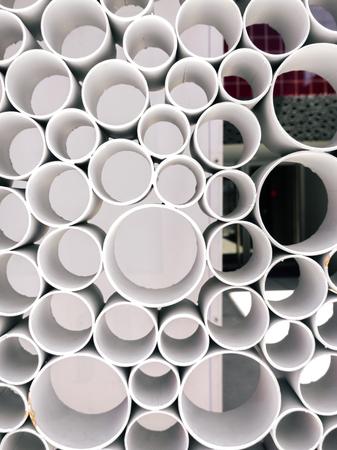 tubular: Abstract tube-view form