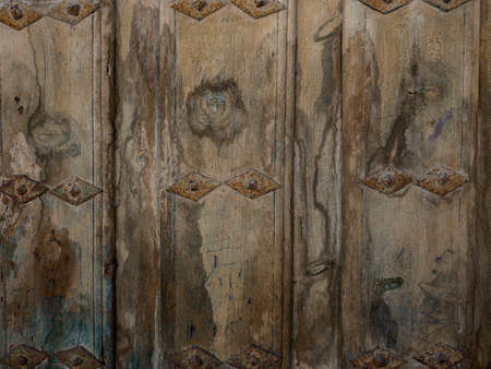 wood fences: Texture of the old wooden door