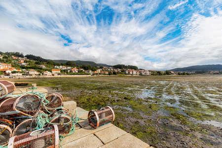 Beautiful view of fishing village of Combarro. Stock Photo - 150732756