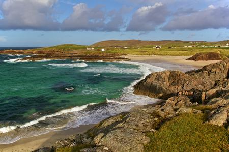 Clachtoll Beach on the Scottish west coast