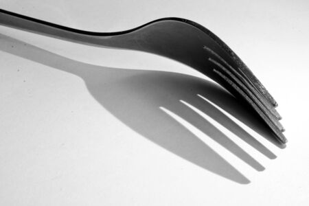A fork. A simple image of a piece of the cutlery.