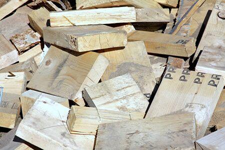 나무 더미 스톡 콘텐츠 - 4422948