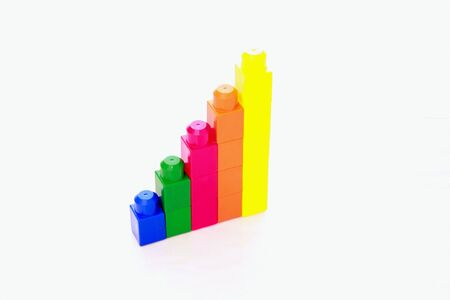 graph of plastic toys