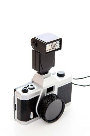 camera met flits