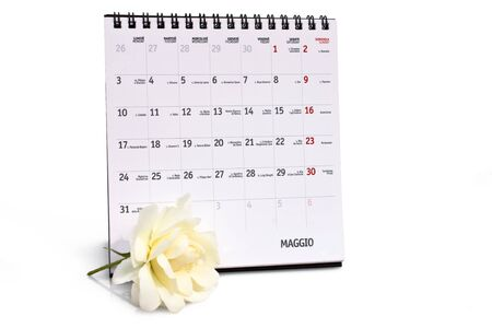 Concepts - Time. Months in the calendar - May. Stock Photo - 7018578