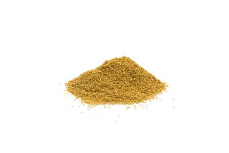 Food & Drinks - Spices - Cumin isolated on white background. Stock Photo - 7018523