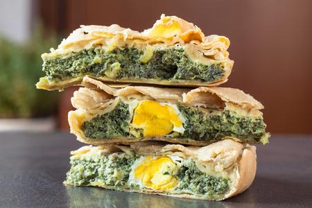 savory: Chard Savory Pie