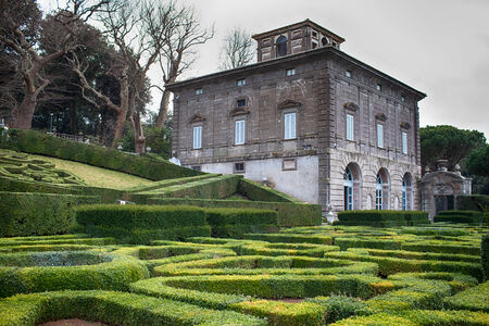 family owned: Villa Lante at Bagnaia is a Mannerist garden of surprise owned by the Rovere family
