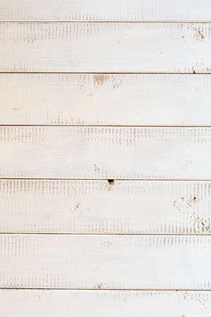 White floor wood with horizontal slats. Stok Fotoğraf