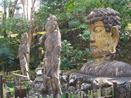 福泉寺の大仏 写真素材 - 54761704