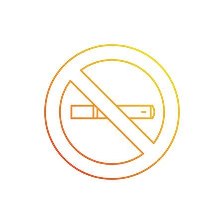 electronic cigarette: Vector illustration of electronic cigarette for vape shop and vape service, e-cigarette store, public places, isolated .