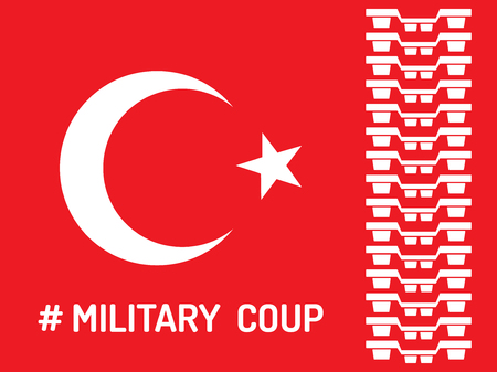 to seize: The military coup and the attempt to seize power in Turkey