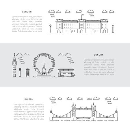 streetlight: Historical and modern symbols of London and British culture,