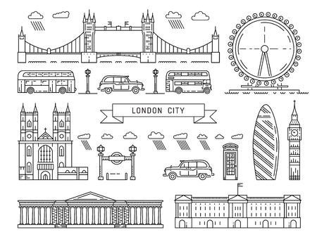 abbey: Historical and modern symbols of London and British culture,
