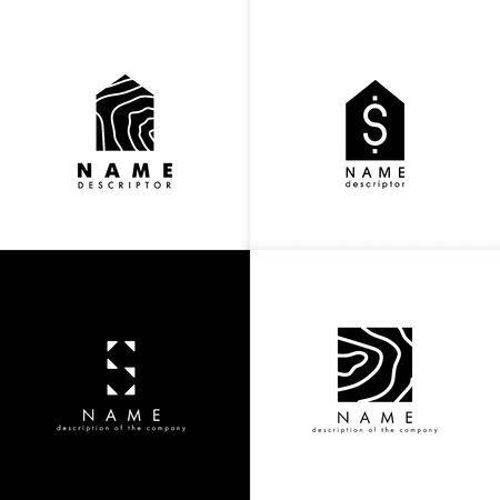 s logo letter monogram vector design template Banco de Imagens