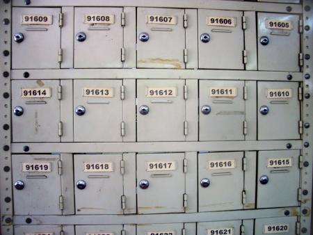 discreto: Apartados postales