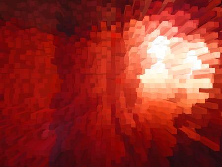 textura: Figura bares abstracta