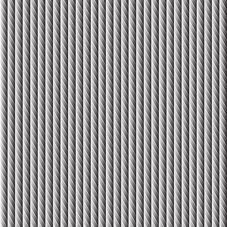 金属表面またはワイヤー ロープのような質感を持つ抽象のシームレスなパターン  イラスト・ベクター素材
