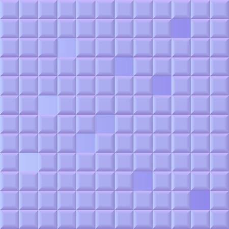 volumetric: Fondo volum�trica incons�til abstracto con cuadrados de color violeta con lagunas