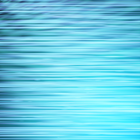 Abstract blue background with horizontal lines Illustration