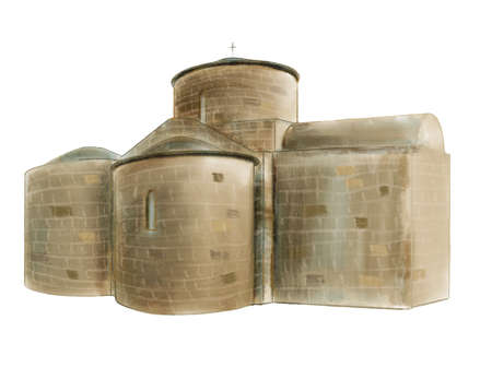 Ancient cyprus church