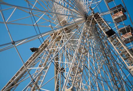 big wheel: Big wheel in a park