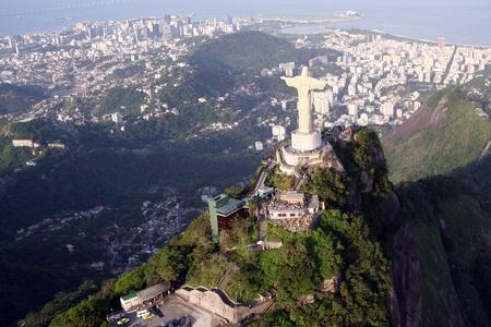 Statue du Christ à Rio