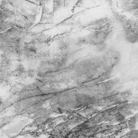 terracotta: black and white marble material texture background Stock Photo
