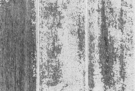 wooden floors: Black and white old wooden floors  and grunge material.
