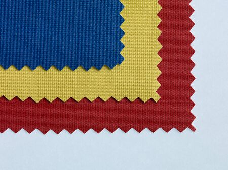 tricolor fabric texture textile photo