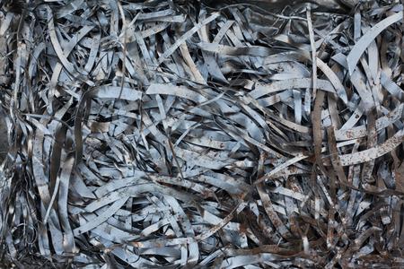 scrap metal: scrap metal background