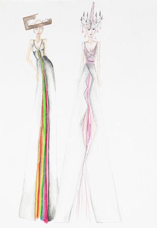 haute couture: haute couture fashion designs