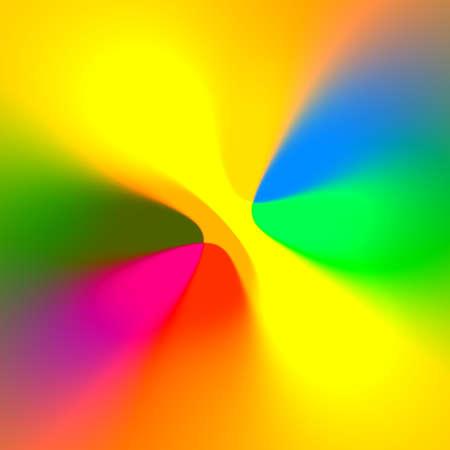 Colors of Joy Stock Photo