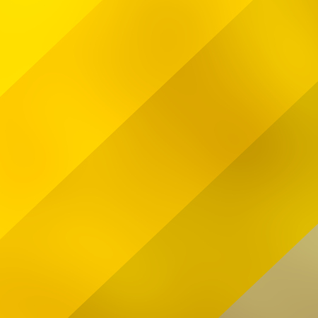 Abstract Elegant Yellow Metallic Background with Stripes