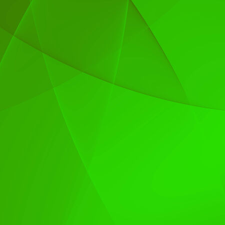 Simple Elegant Abstract Green Presentation Background - Curves