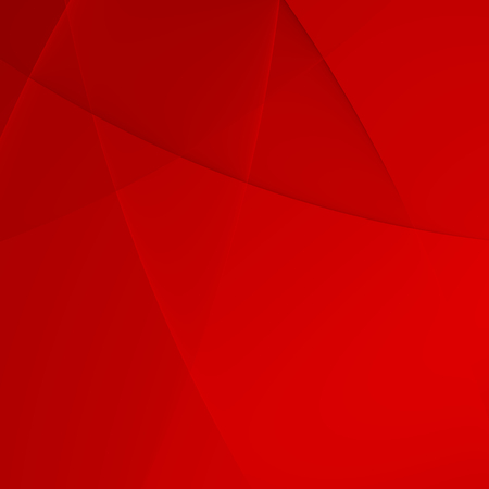 Simple Elegant Abstract Red Presentation Background - Curves photo
