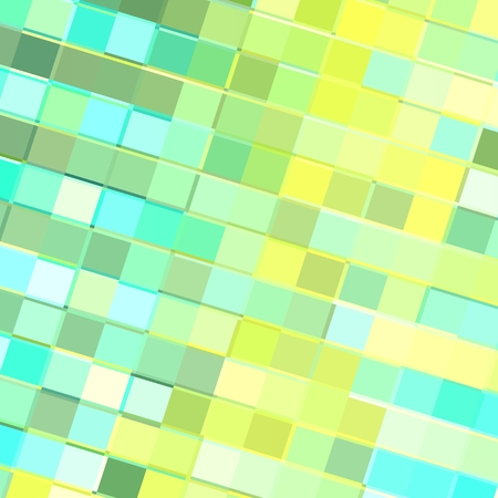 Highkey Bright Background Neon Colors - Turquoise Yellow Tiles photo