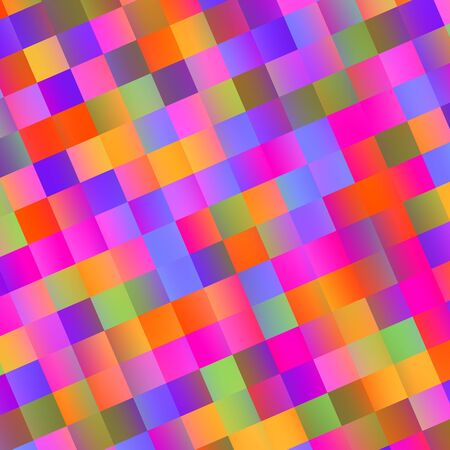 Colorful Abstract Gradient Pattern