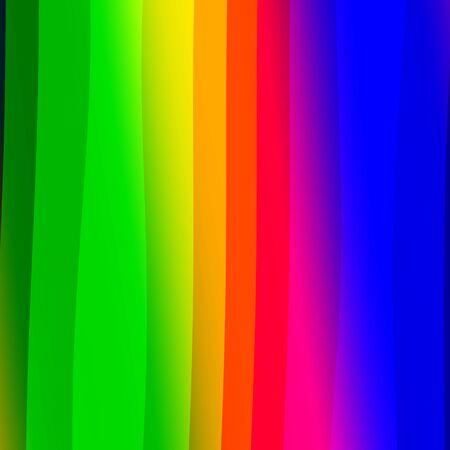 Abstract Colorful Rainbow Colored Background Pattern