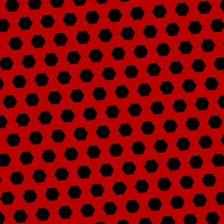 Abstract Black Red Technology Background  photo