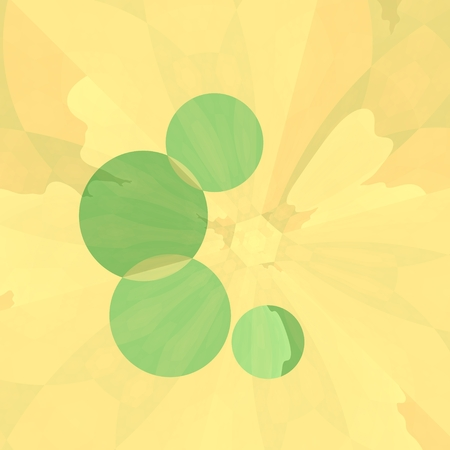 Abstract Artistic Floral Background Design  photo